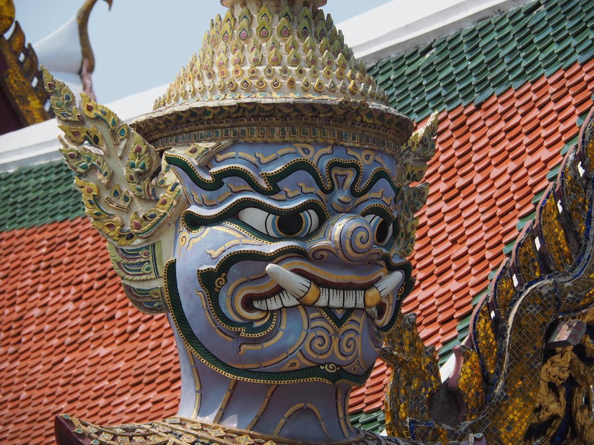 Pałac Królewski i świątynia Wat Phra Kaew, bangkok, tajlandia, 10 najciekawszych atrakcji Bangkoku, czyli 2 dni w tajskiej stolicy